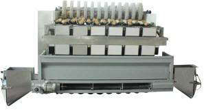 Linear Type Multi-Header Weigher