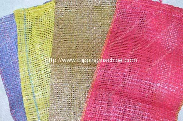 Leno Mesh Bag For Potato Onion Ng Clipping