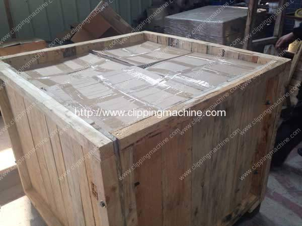 Cassete Clipping Wire Delivery for Ecuador Customer