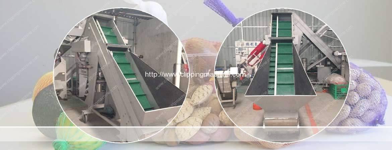 http://www.clippingmachine.com/high-speed-potatooniongarlic-dosing-packing-machine/