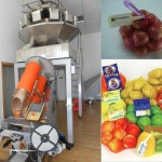 Full Automatic Onion Mesh Bag Packing Line