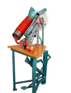 Manual Mesh Bag Clipping Machine